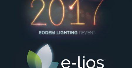 Eodem lighting devient e-lios